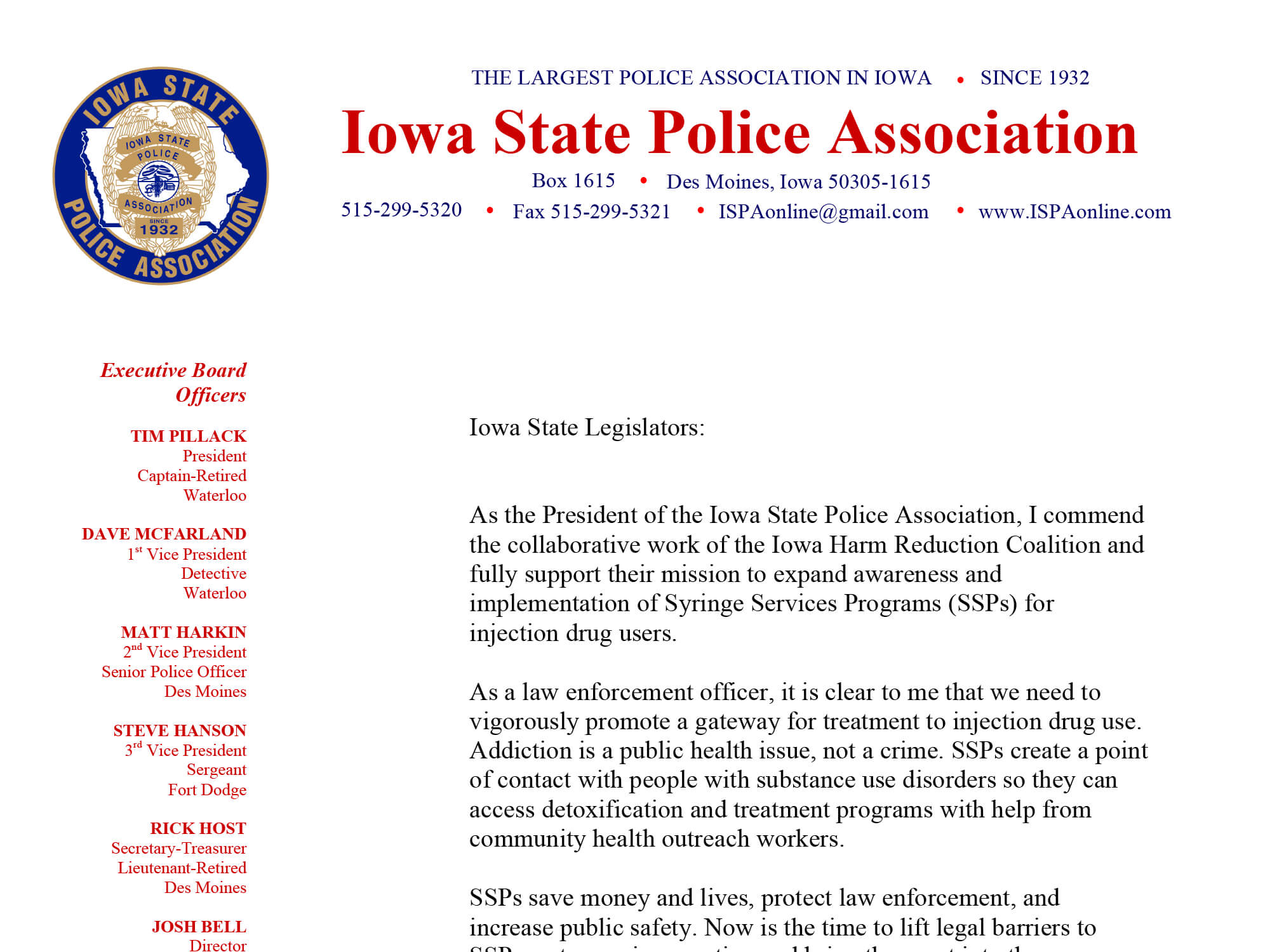 Syringe Exchange – Iowa Harm Reduction Coalition